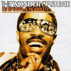 <b>...</b> DJ Spinna haben ein freshes Mixtape zum Thema <b>Stevie Wonder</b> abgeliefert. - the-wonder-of-stevie-front