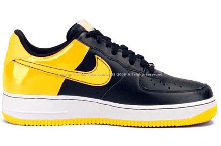 Nike Air Force 1 Gelb