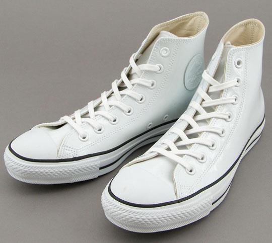 white patent leather converse