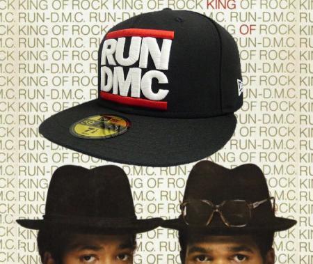 Run Dmc X New Era Fitted Cap Mzee Com Blog