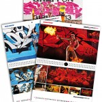 Molotow - Graffiti On Girls 2013 Wand-Kalender, Graffiti & Nackte Frauen