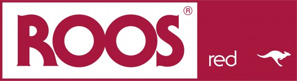 Roos Red Logo