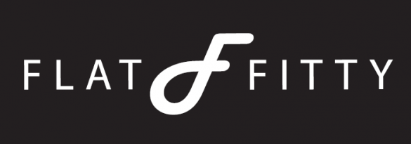 flat fitty Logo